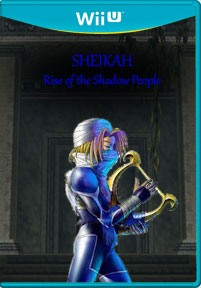 Sheikah: Rise of the Shadow People